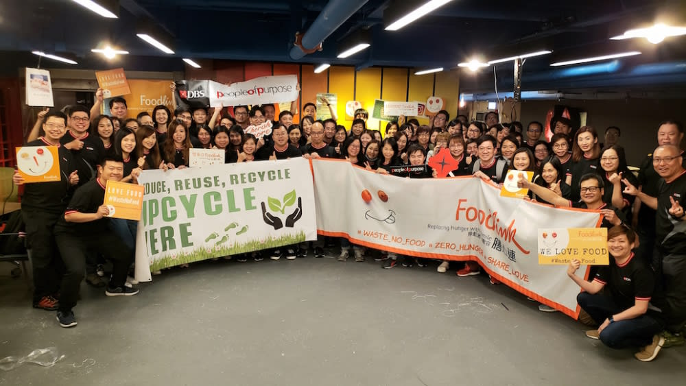 Foodlink Foundation Hong Kong