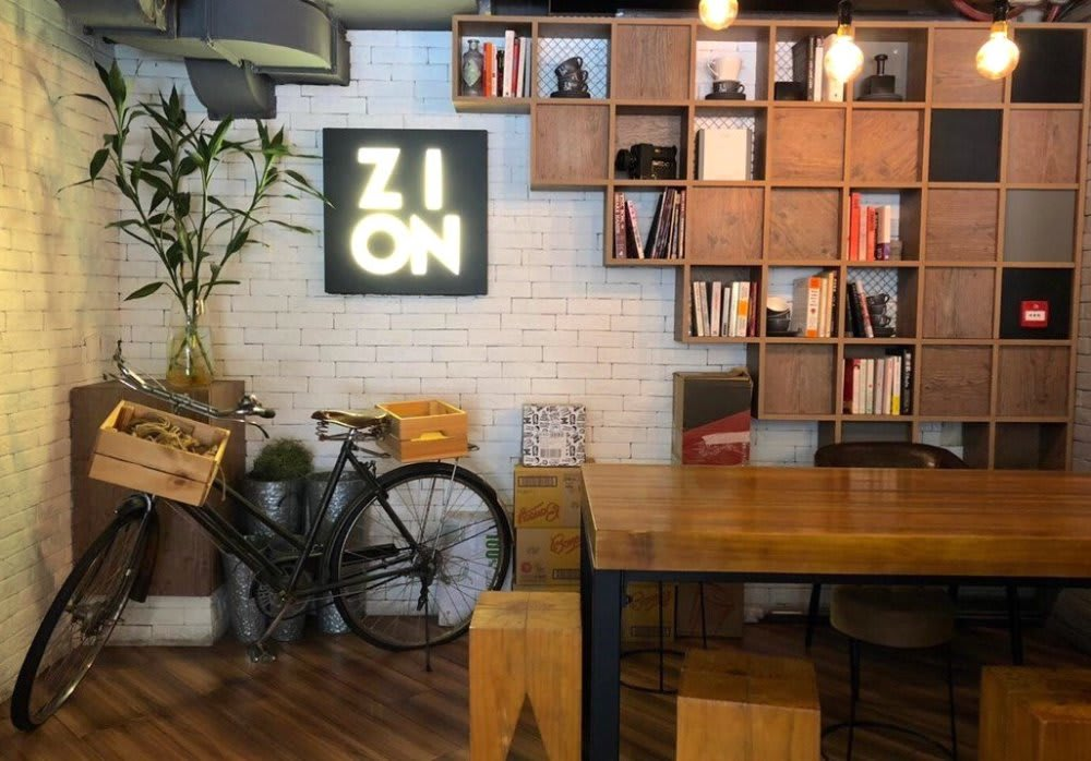Coffee by Zion Hong Kong