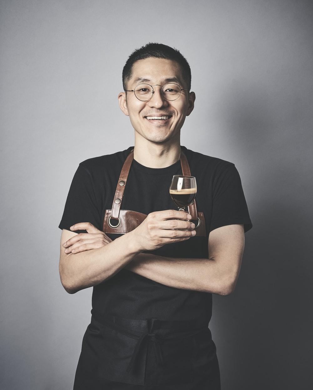 Chef Mingoo Kang