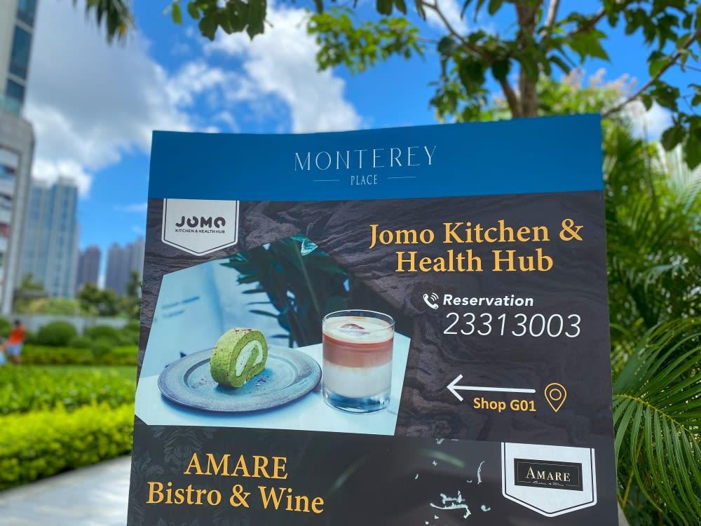JOMO Kitchen & Health Hub Hong Kong