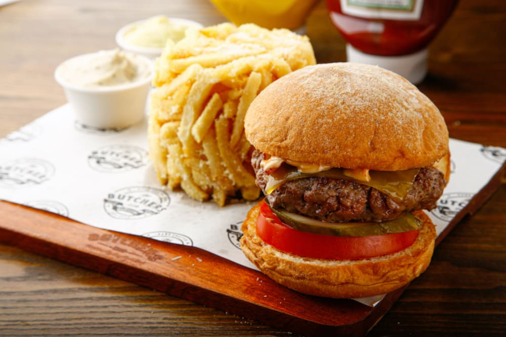 The Butchers Club Burger Hong Kong