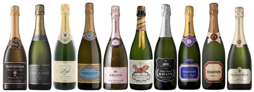 Sparkling wine varieties