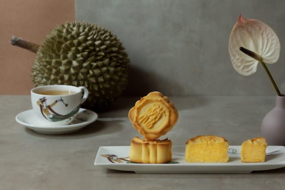 Dynasty Hong Kong mooncakes