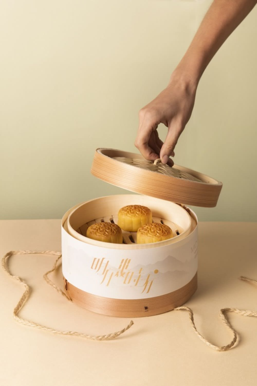 Yat Tung Heen Hong Kong mooncakes