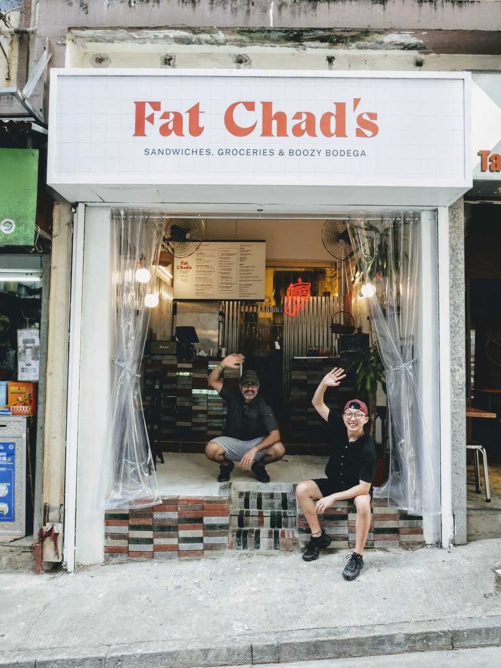 Fat Chad's Hong Kong