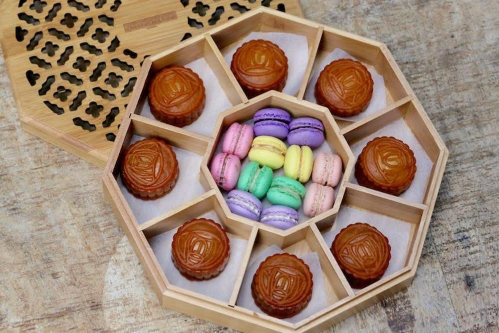 Jouer Hong Kong mooncakes