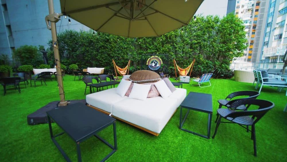 Lounge Hakuba Hong Kong