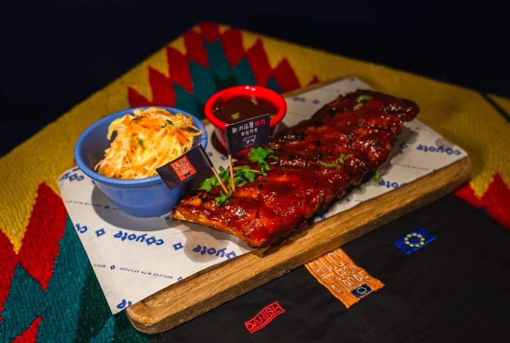 Coyote Bar & Grill Hong Kong