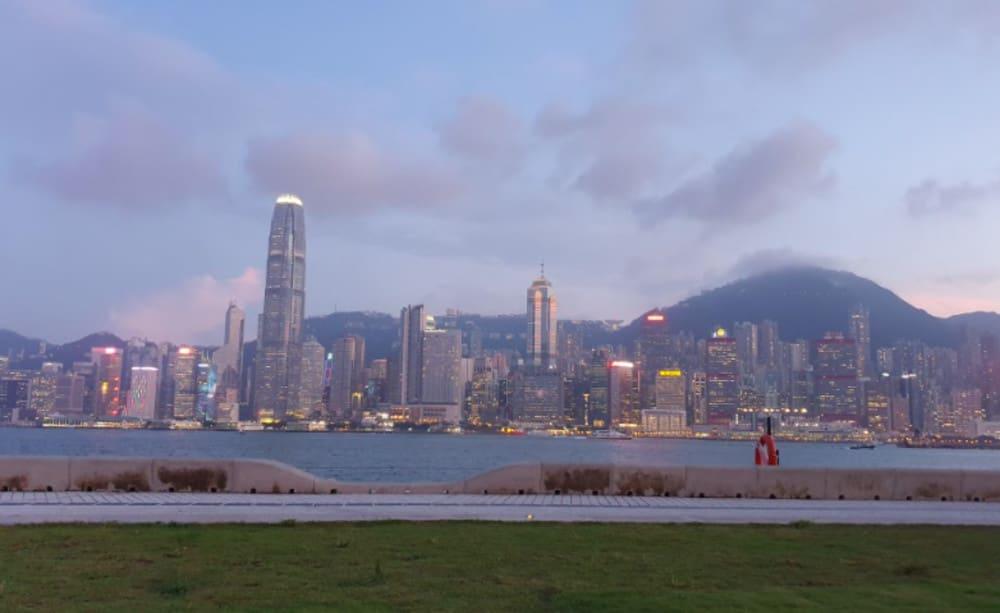 West Kowloon Art Park Hong Kong