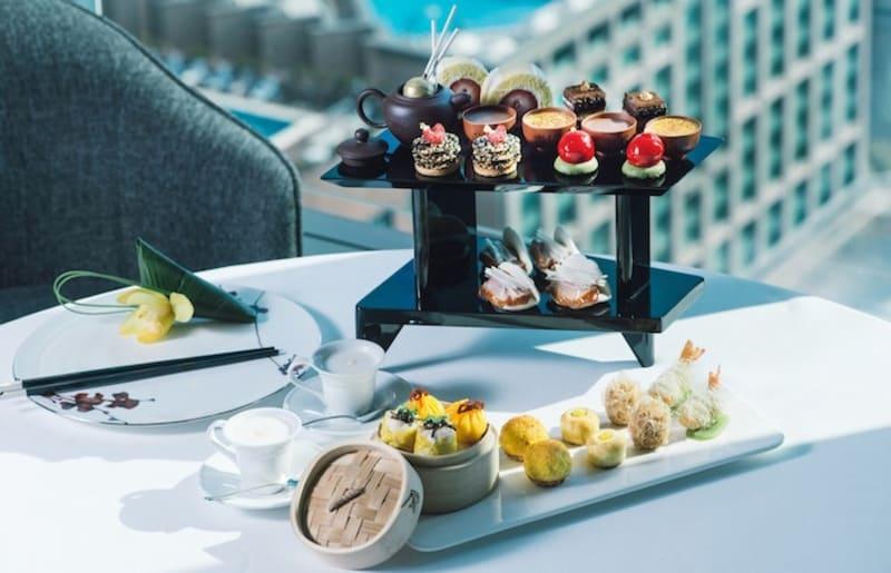 Hotel ICON天外天──高空點心下午茶