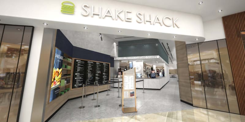 Shack Shake Pacific Place