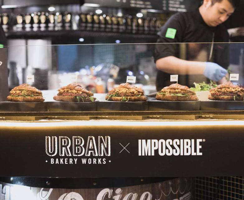 Urban Bakery Works X Impossible