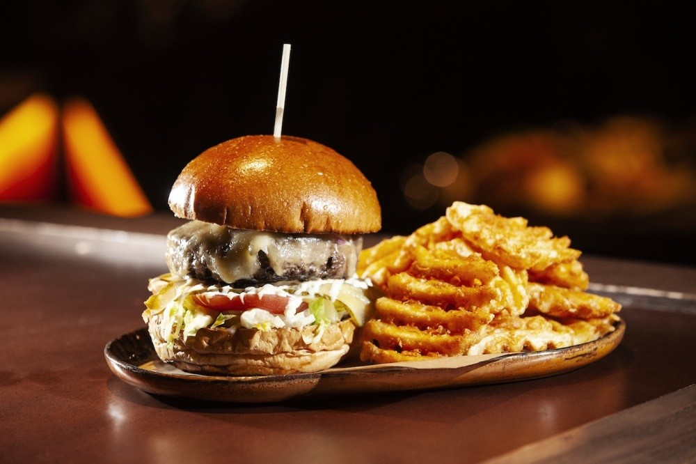 PDT Impossible Burger, Mandarin HK