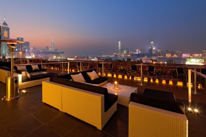 Hooray Bar & Restaurant HK