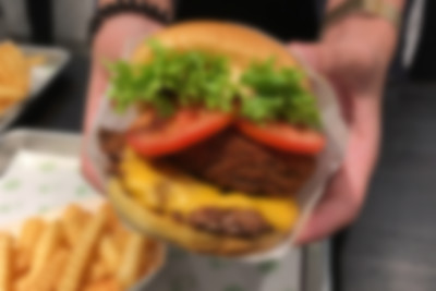 Shake Shack Opening in Pacific Place on 21 November 2018