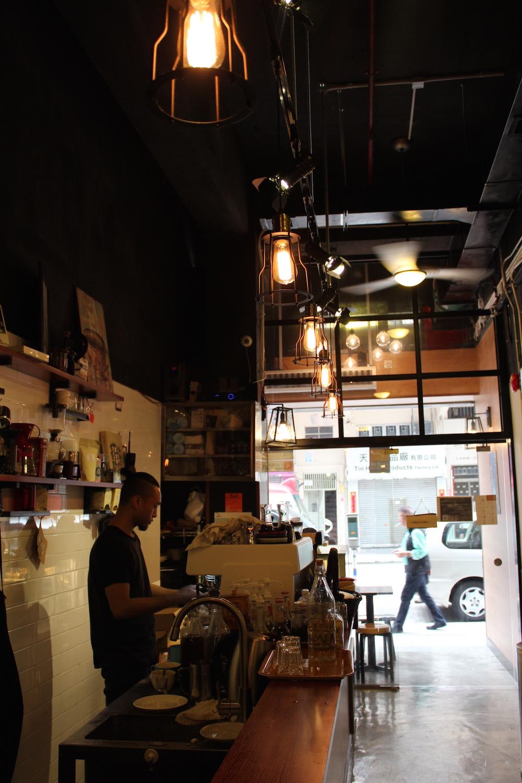 Cafe Sausilito HK