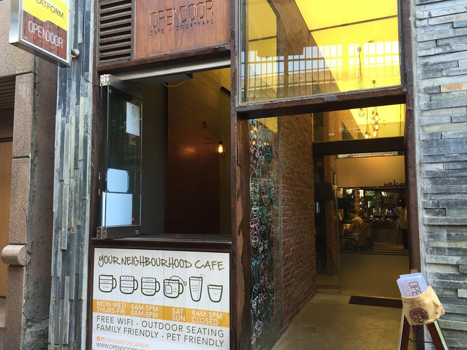 Open Door Cafe HK