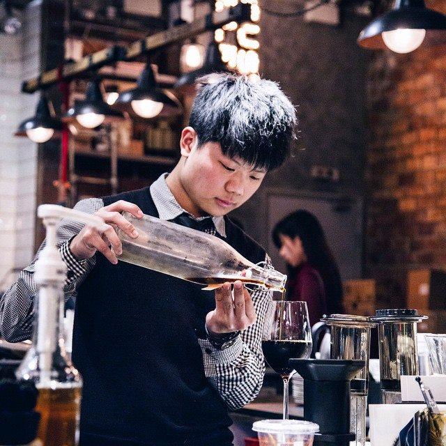 Coffee Academics HK