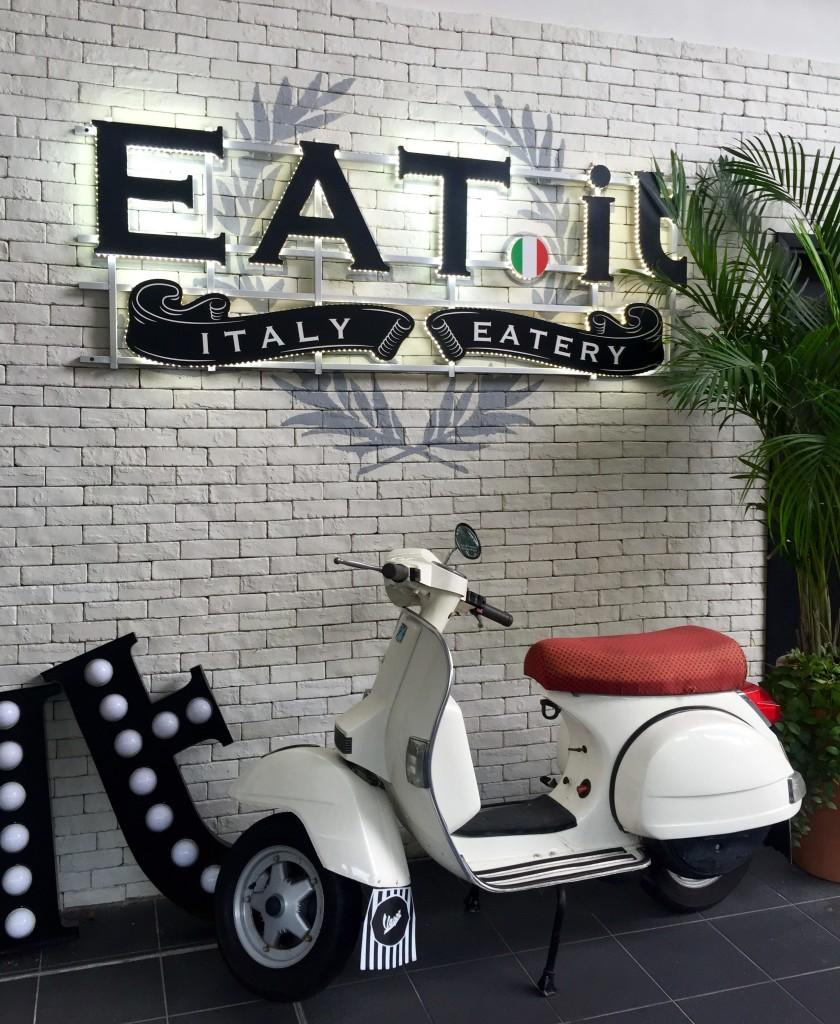 Ital Designs Hong Kong marketplace dining at eat.it italian restaurant | foodie