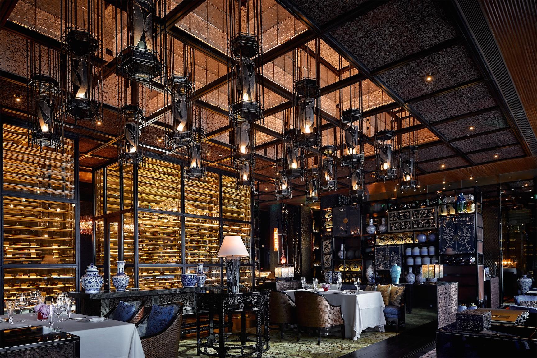 The New Ritz Carlton Amp Jw Marriott Hotel In Macau Foodie