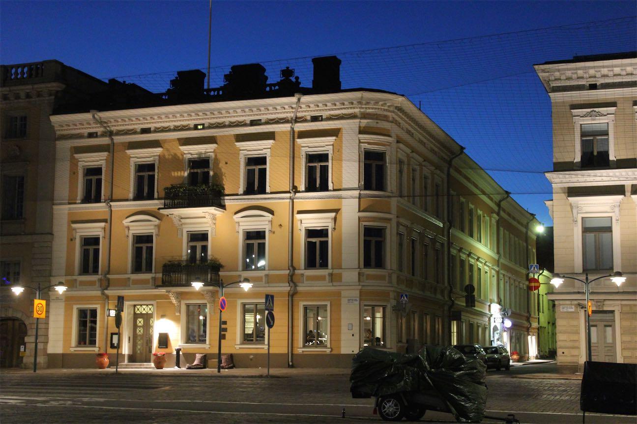 Olo Restaurant Helsinki Menu