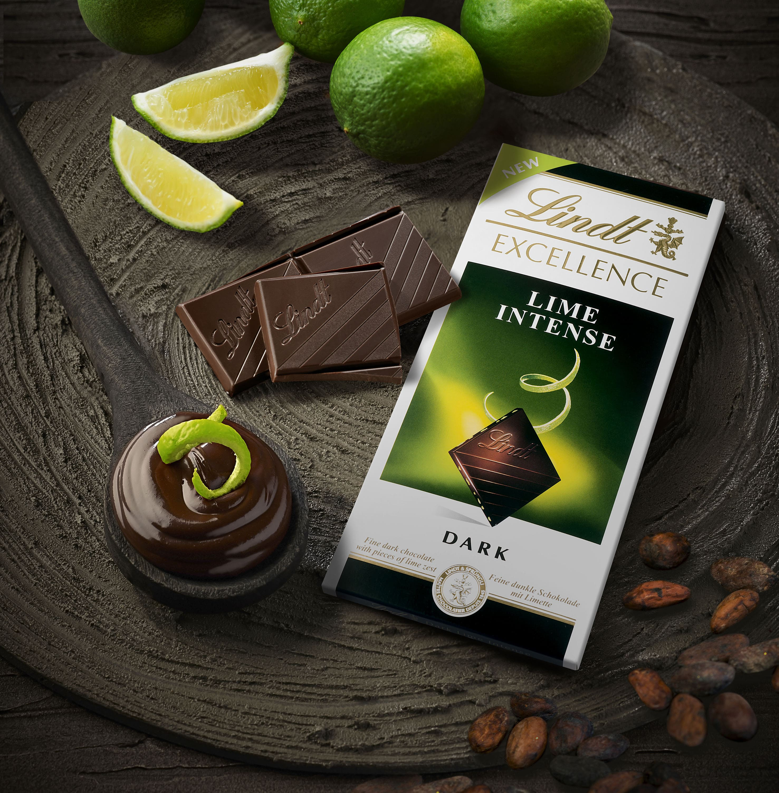 Lindt Lime Chocolate