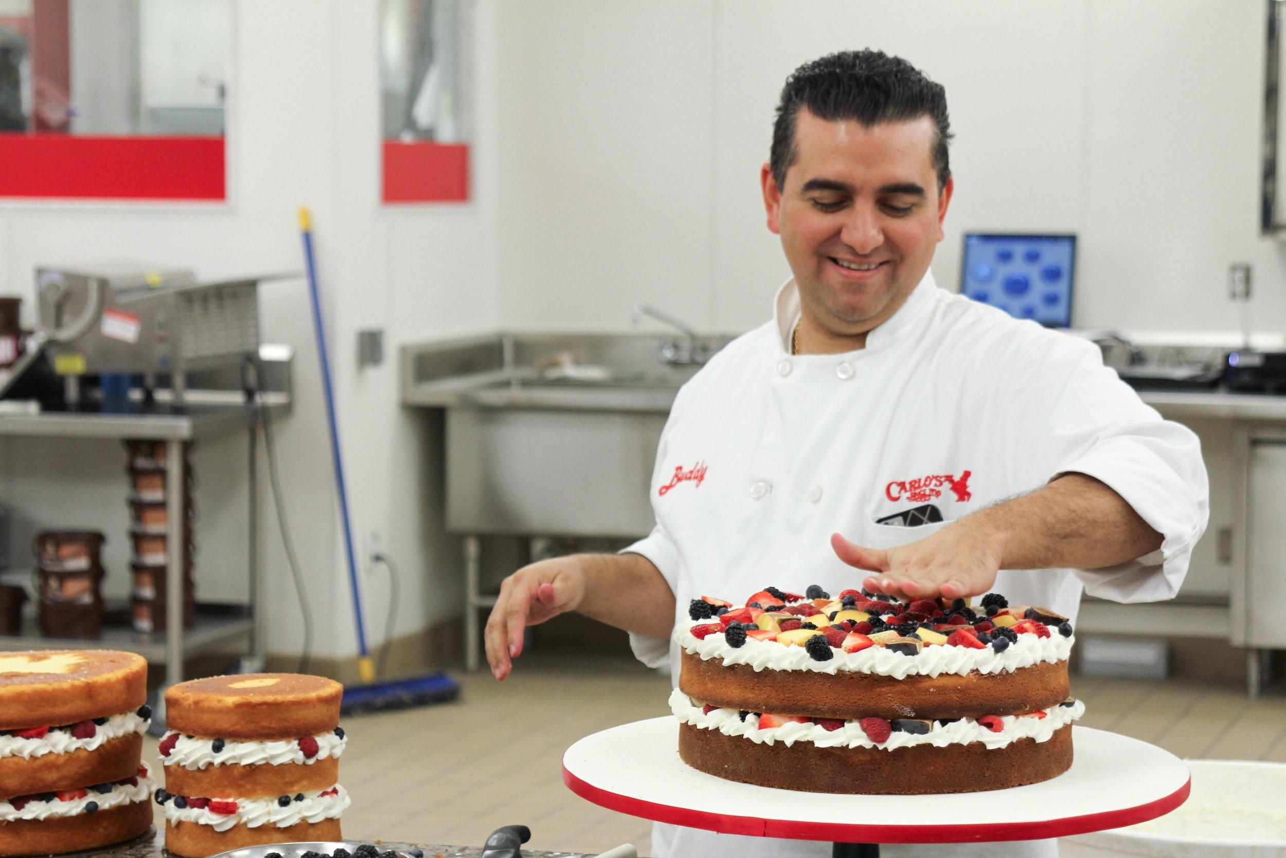 Cake Making Tv Series