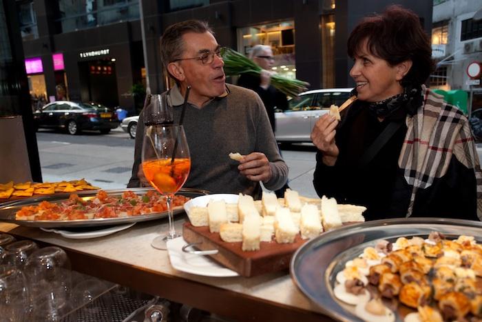 La Piola──意式餐前酒Aperitivo
