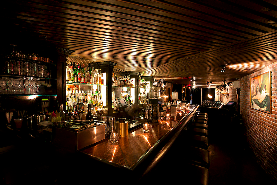 New York S Iconic Bar Pdt Please Don T Tell To Pop Up At