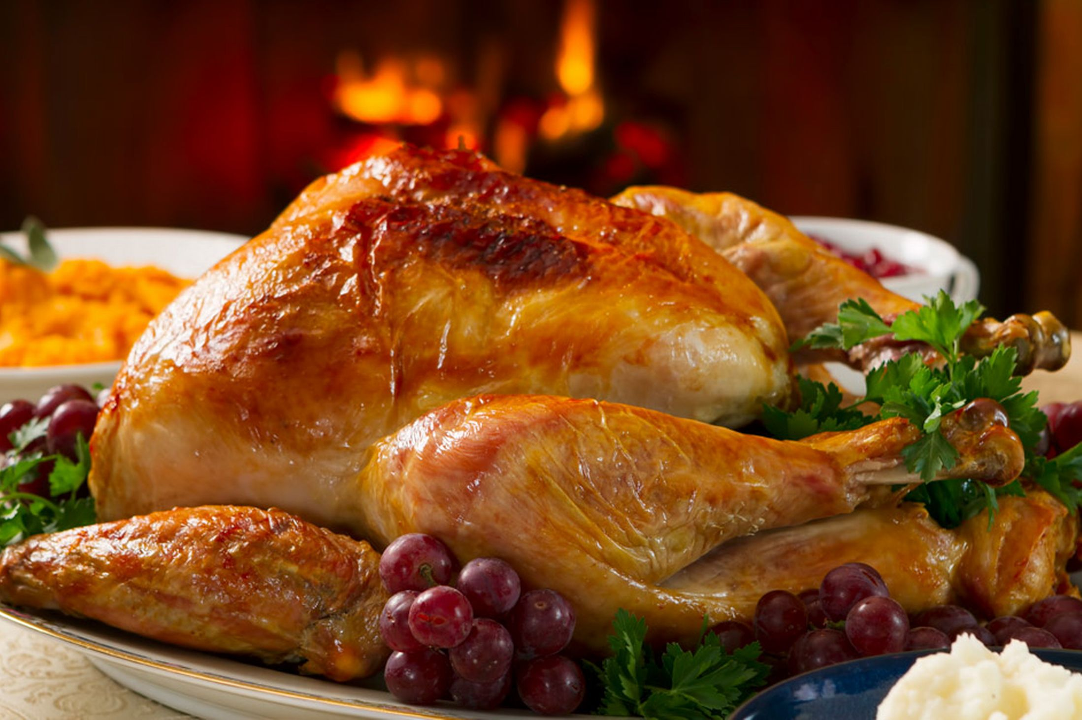 England Christmas Dinner.Tale Of The Victorian Christmas Turkey And How To Cook One