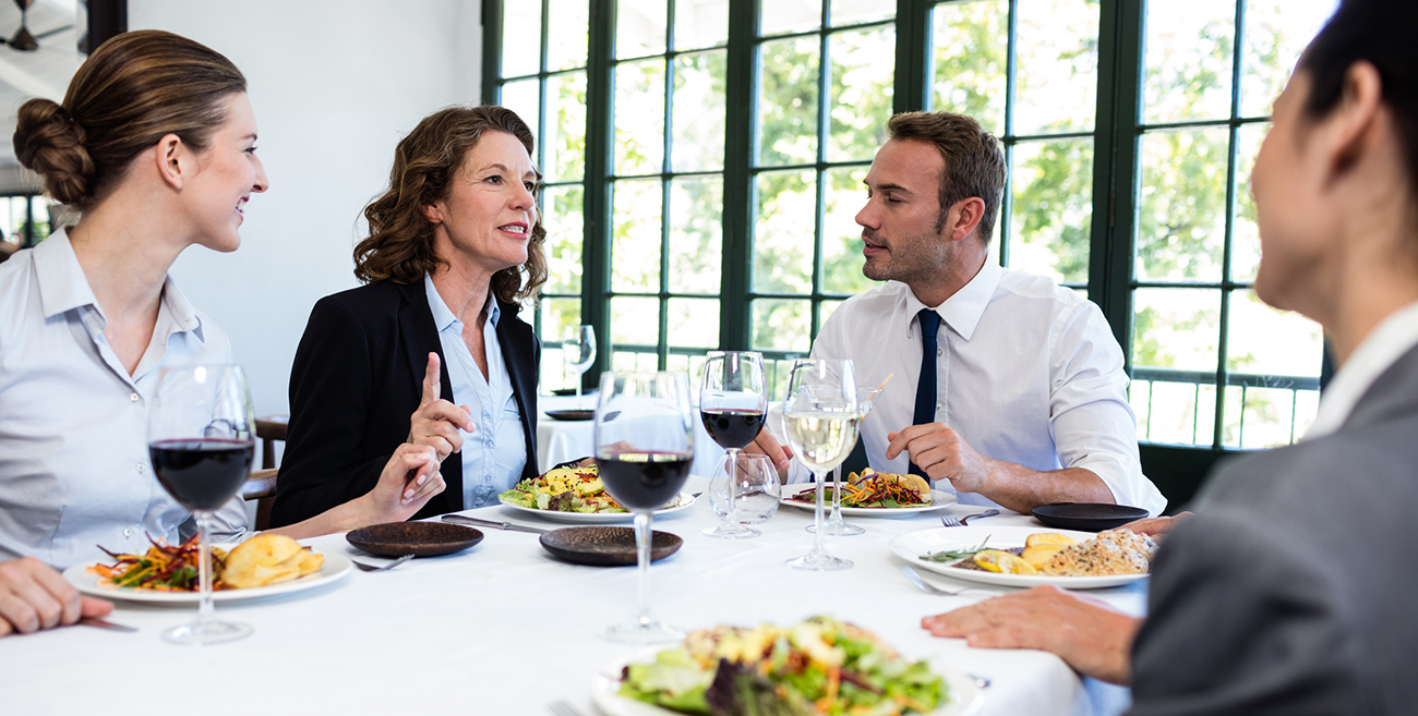 business lunch etiquette The business lunch has a mystique to it, like an ancient ritual it's also seen as a free lunch which is definitely wide of the mark a business lunch is actually a.