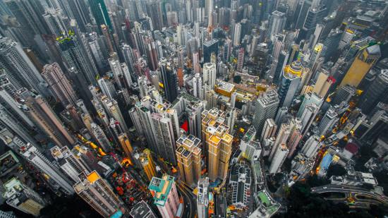 香港上环。这张照片是500px.com编辑的选择(由Andy Yeung提供)