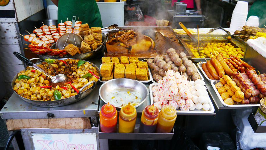 5 must try traditional hk street foods savoury edition for Cuisine x hong kong