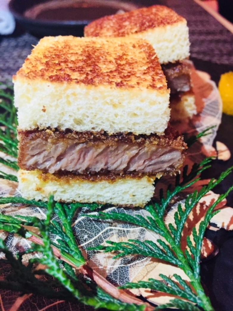 Wagyu Beef Sandoitchi