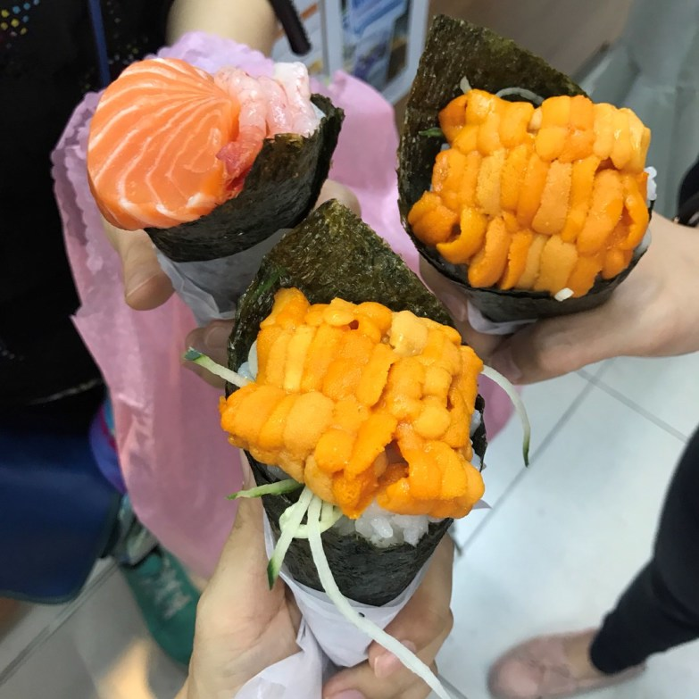 Kwai Chung sushi