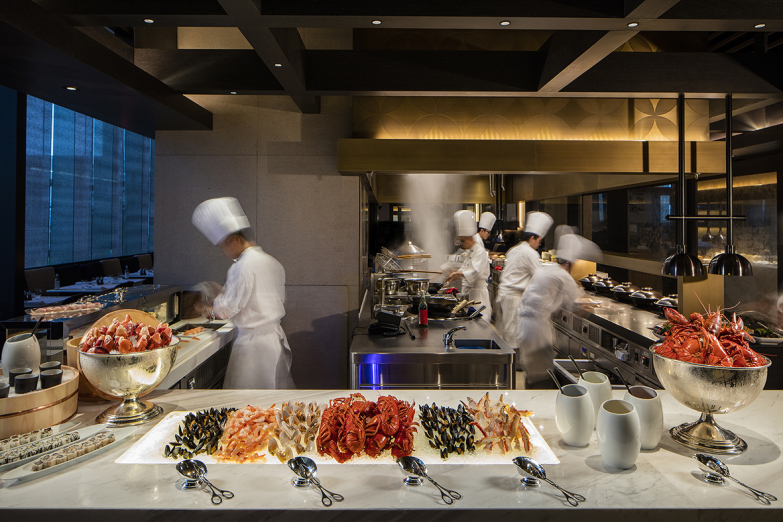 Sustainable Seafood at Grand Cafe Grand Hyatt Hong Kong