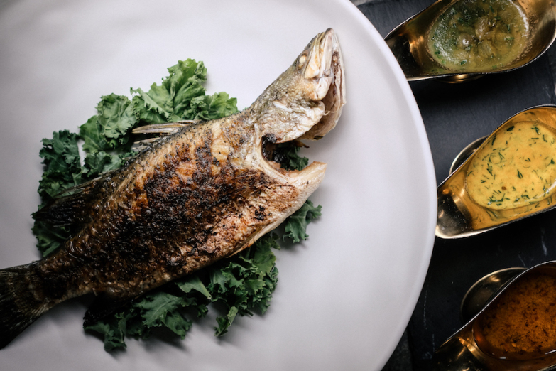 Sustainable Seafood at Foxglove Hong Kong