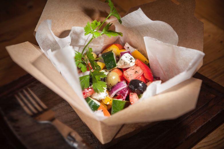 The Greek Salad, Flying Pig Deli