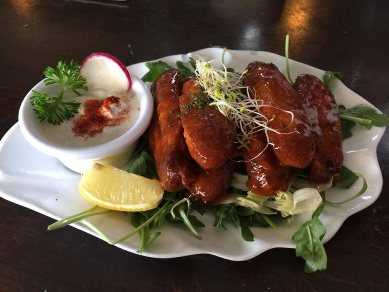China Bear Buffalo Wings