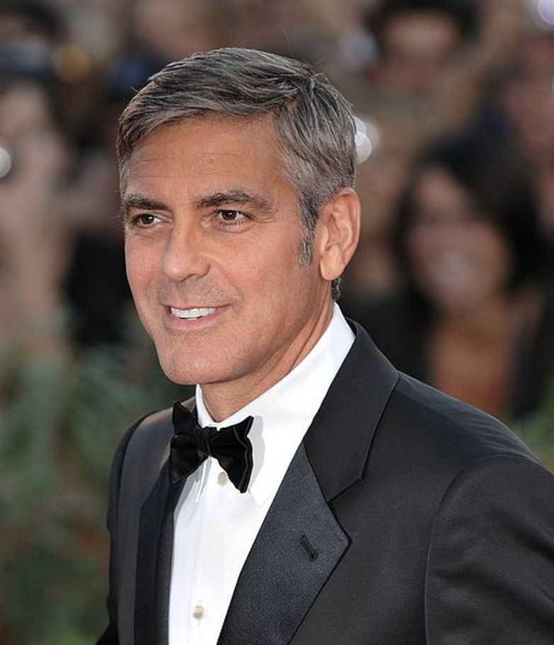 George Clooney, taken from Wikipedia