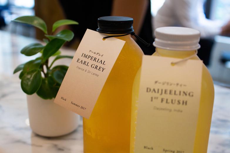 Moonlight Tea Imperial Earl Grey and Darjeeling cold brew teas