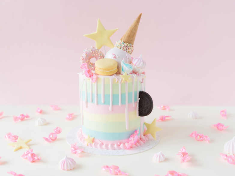 Fantasy Patisserie at Vive Cake Boutique | Foodie