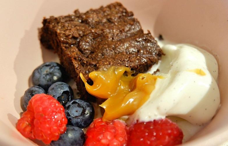 (Almost) Guilt-free brownies!