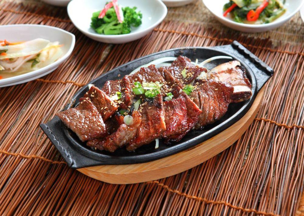Korean Galbi (courtesy HK IWSC)