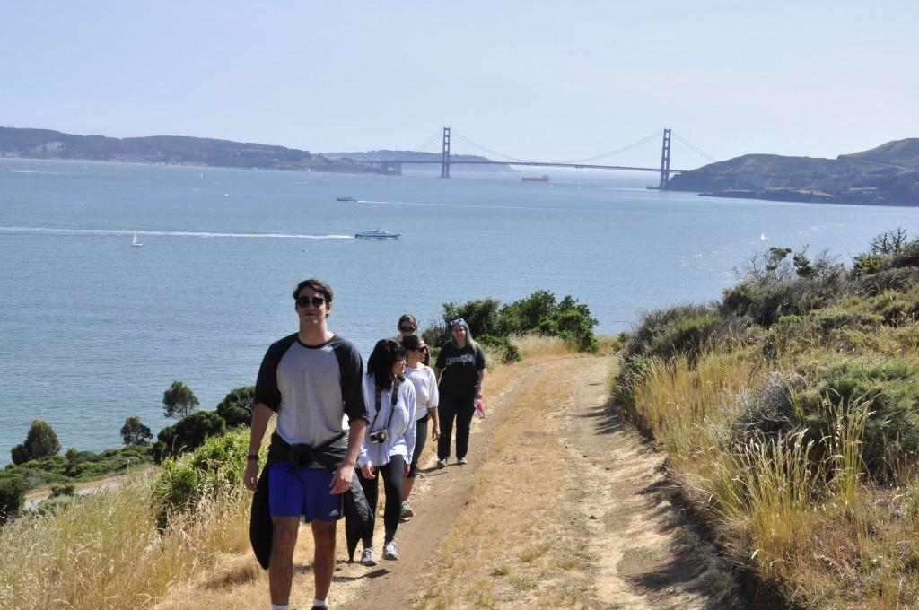 Hipcamp Hits the Road: Angel Island
