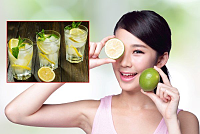 Strong lemon helps you lose weight!