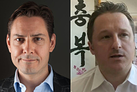 China Formally Charges 2 Canadians...