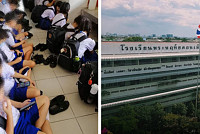 Thai school closes after 8-year-old...