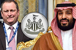 Newcastle owner Mike Ashley in Saudi...