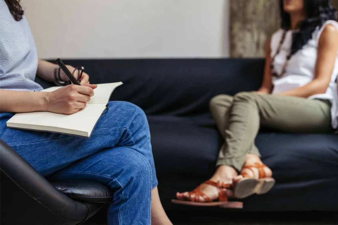 How is Cognitive Behavioral Therapy Session Structured